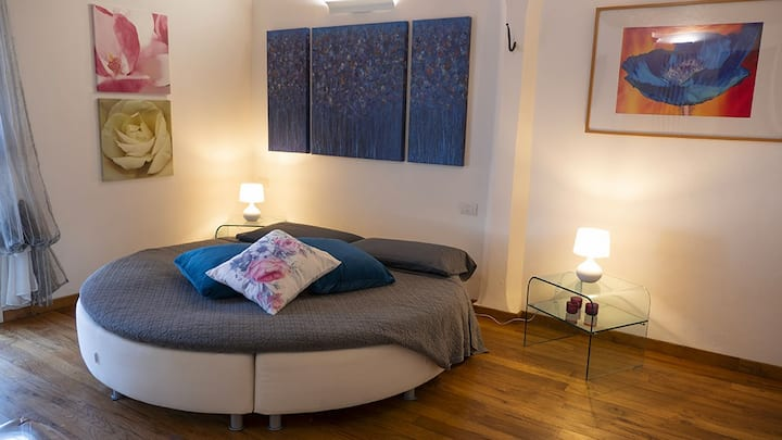 "Villa Matildis - Double room ""Mille Fiori"""