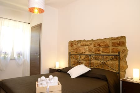double room+private bathroom+views - Agrigento - Bed & Breakfast