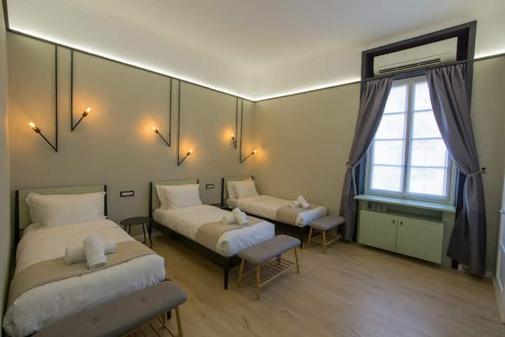 Foresteria - Luxury Triple Room