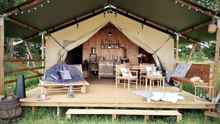 Tente Safari Lodge Indiana