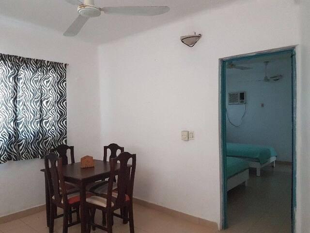El Mangle Suite Garden Puerto Morelos