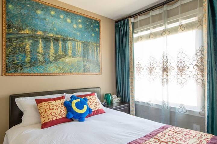 Spacious and quaint villa for 8 - Newark - Villa