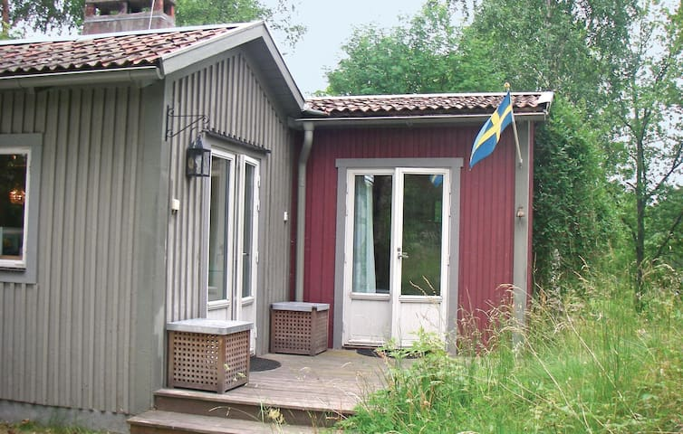 Holiday cottage with 2 bedrooms on 80m² in Trosa