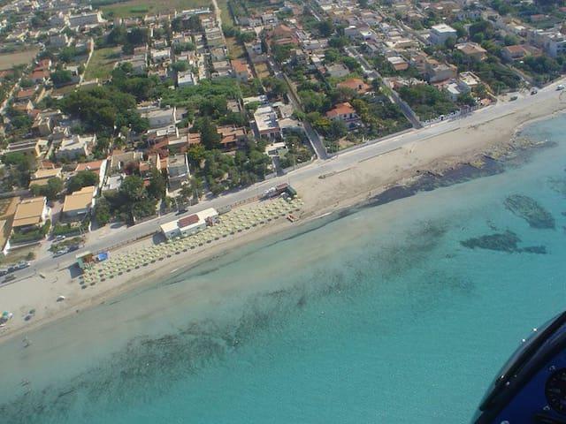 Villetta  di fronte al mare tonnarella - Mazara del Vallo - House