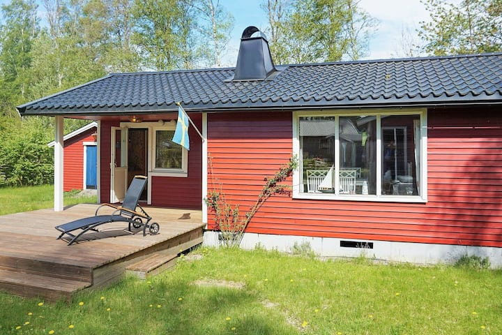 8 person holiday home in BRASTAD
