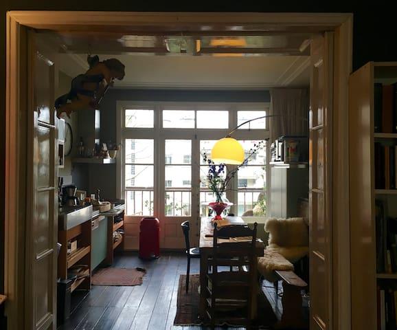 Lovely apartment in charming Rotterdam Kralingen