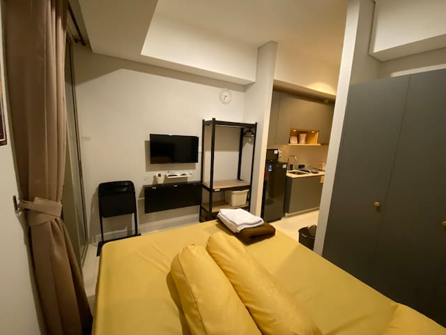 [WiFi] COZY Clean Taman Anggrek Residence 5stars !