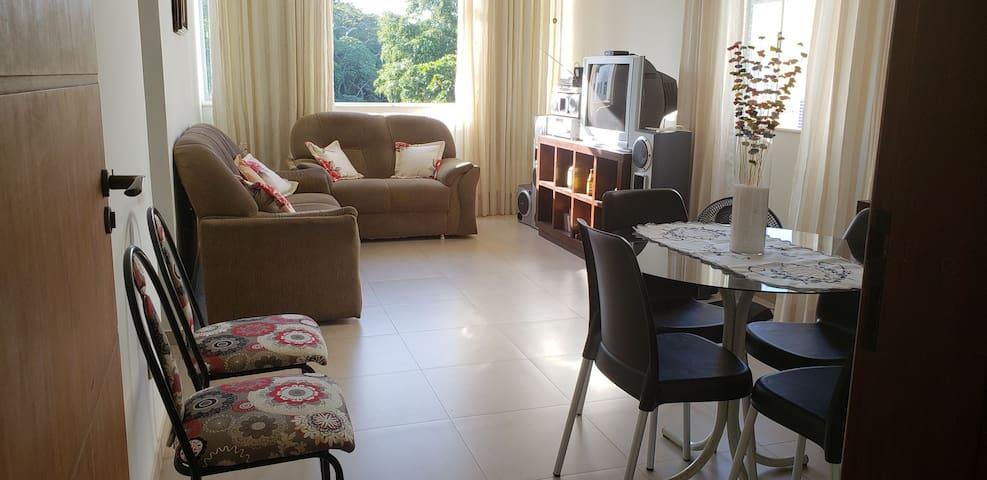 Belo Apartamento de 2 quartos