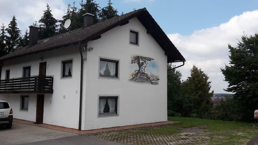 Haus Hanne - Wohnung für 2 bis 4 Personen - Kraiburg am Inn - Pis