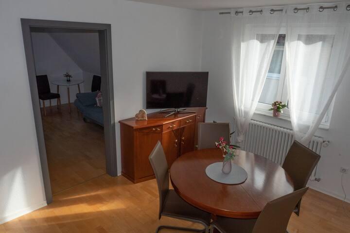 Ferienwohnung Fischer, (Ottersweier), Ferienwohnung, 65qm, 3 Schlafzimmer, max. 7 Personen