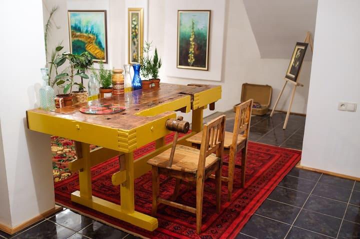 Apartament Art Central Cluj