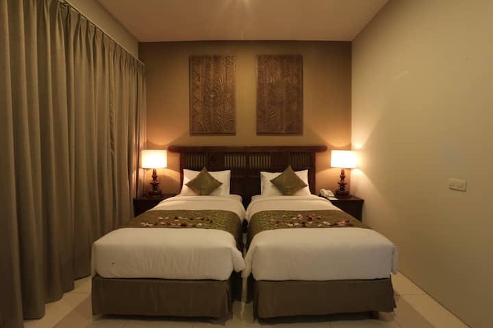 Standard Room Bali Sunset Villa Seminyak 1