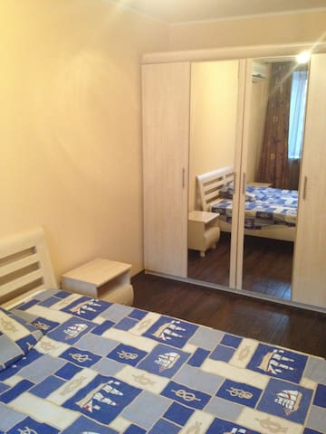Neat 2-room apartment - Moskva - อพาร์ทเมนท์