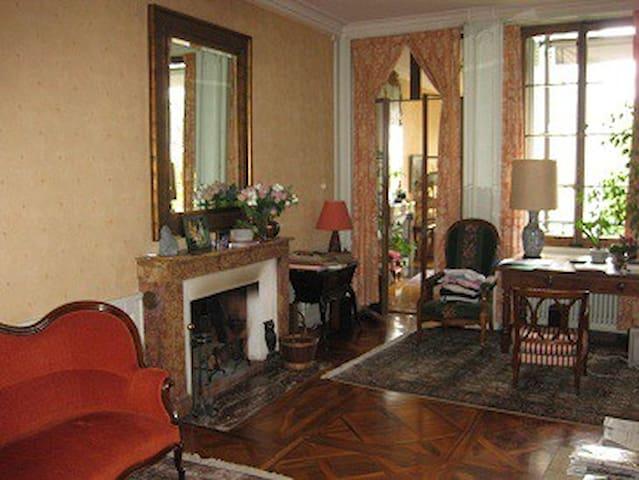 18th century apt. in Old City - Женева