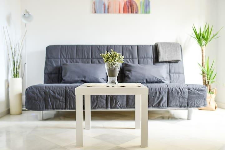 Nuevo Sofá-cama  confortable