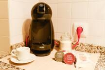 El Primer café mañanero?