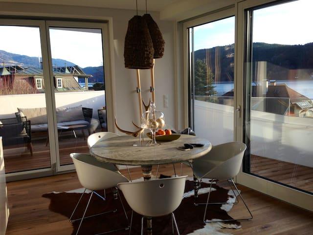 Studio am See in Kaerntner Alpen - Millstatt - Lejlighed