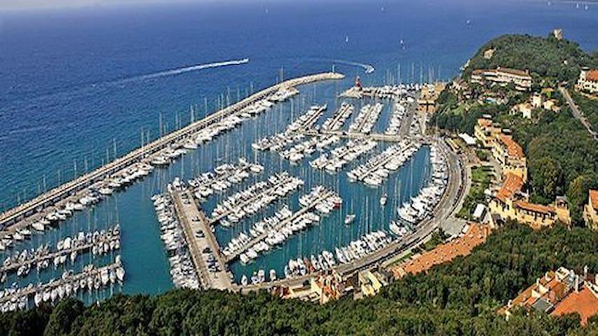 Porto di Castiglione della Pescaia