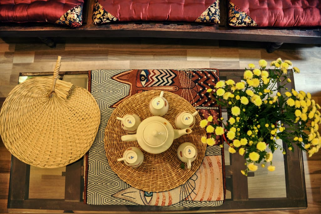 traditional style of Vietnam