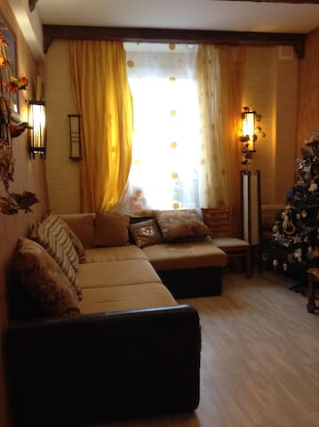 Уютная квартирка - Долгопрудный - Apartamento