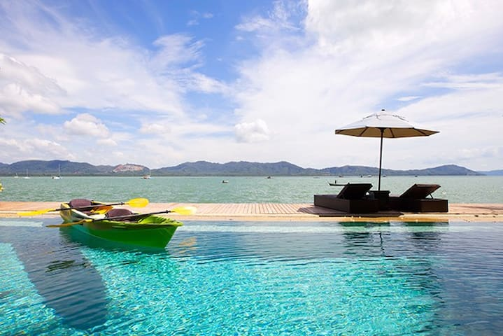 Amazing Tropical villa near Marina - Tambon Mai Khao - Villa