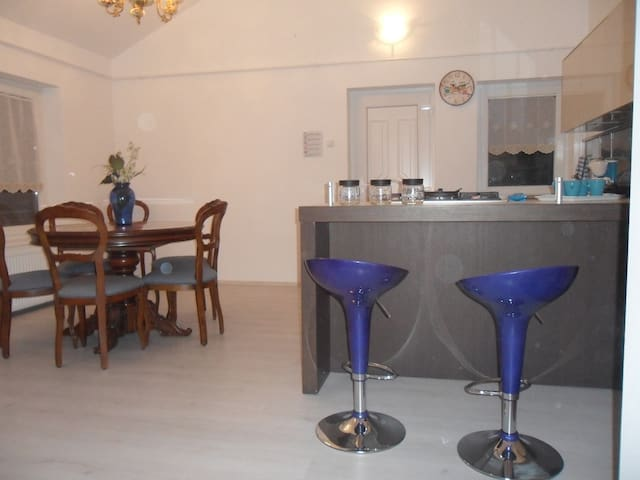 Villaveneziavendeghaz BlueApartment - Egerszalók - Appartement