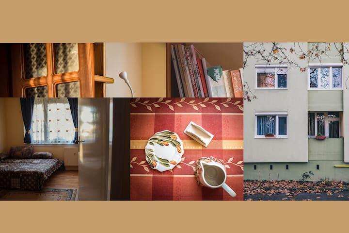 Barátságos lakás Veszprémben - Veszprém - Huoneisto