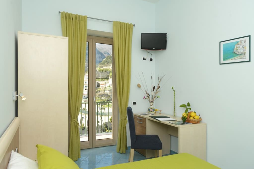 Terrazza Amalfi - Double room with panoramic balcony
