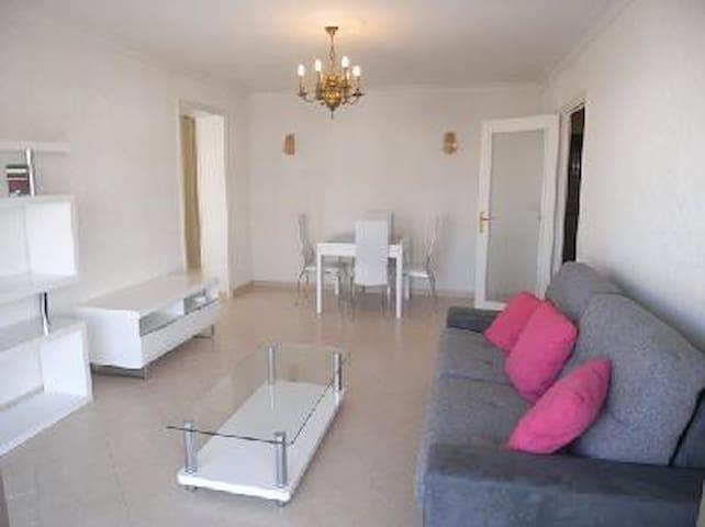 Spacious 1 bedroom apartment behind Carlton Hotel - Cannes - Apartamento