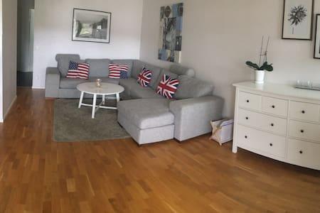 Large fresh apartment in Gothenburg!!