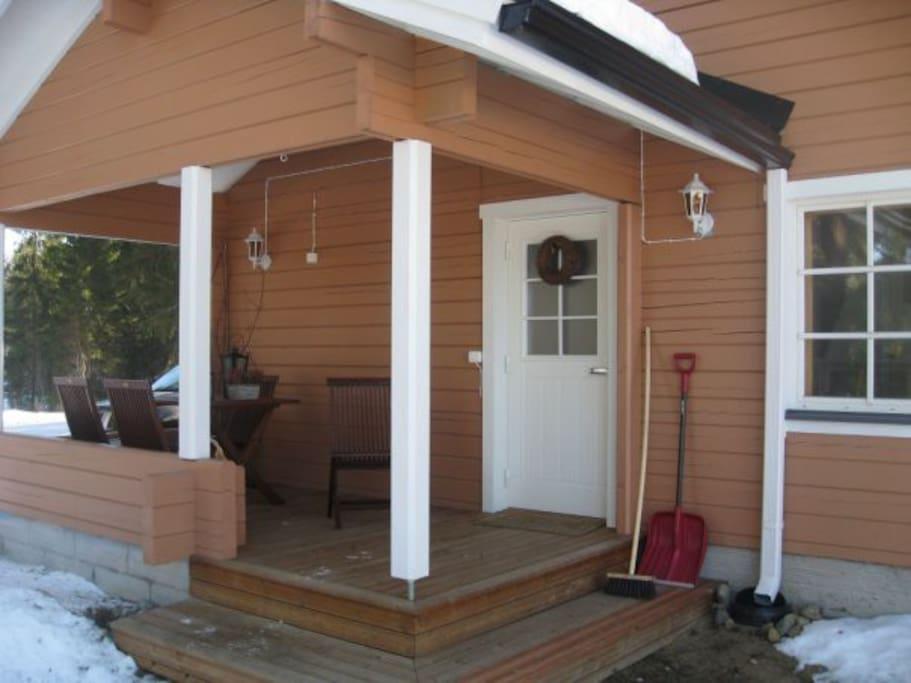 Cottage rantasalmi case in affitto a rantasalmi finlandia for Cottage come case