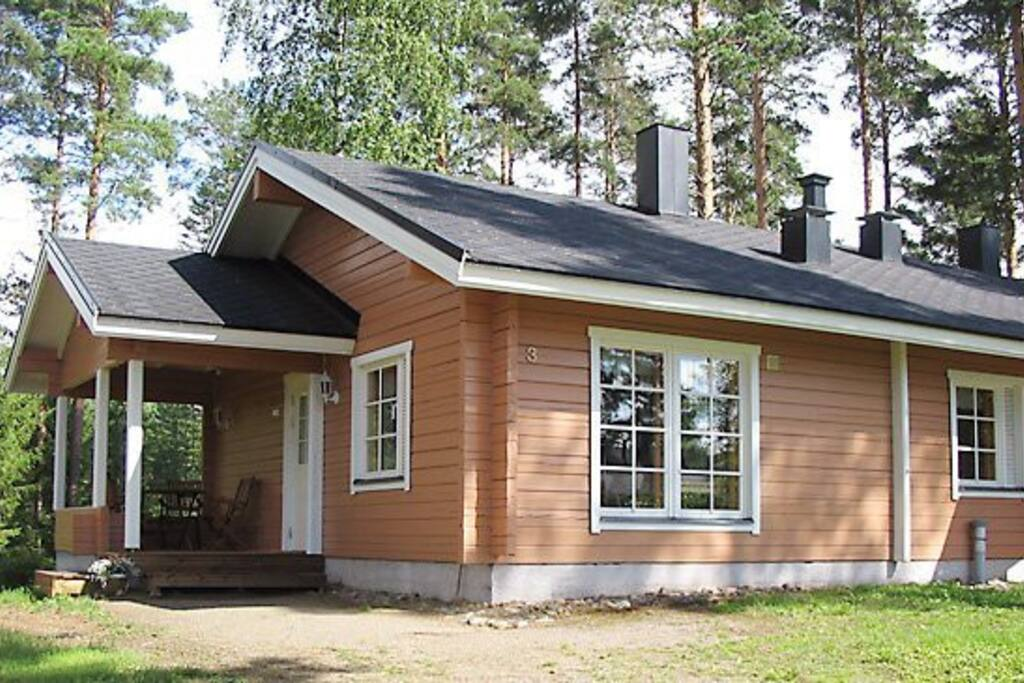 cottage rantasalmi h user zur miete in rantasalmi finnland. Black Bedroom Furniture Sets. Home Design Ideas