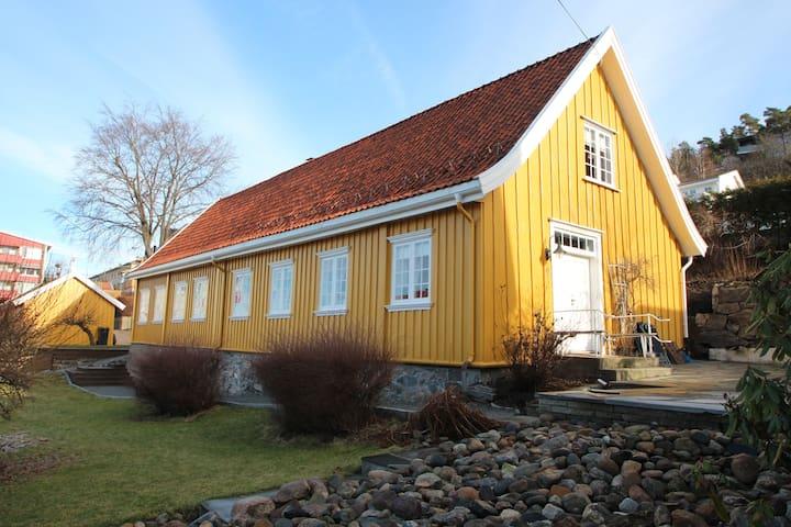 Tustebo - Drøbak - Haus