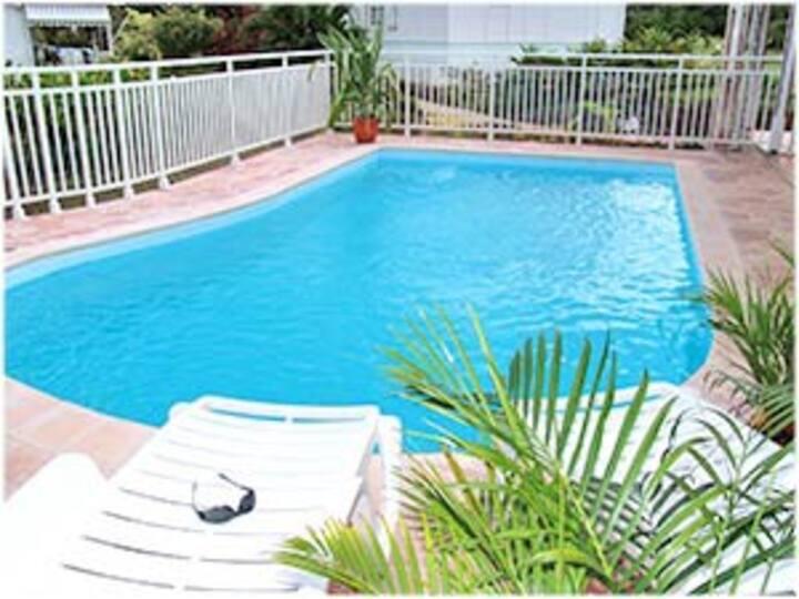 Villa SAFRAN piscine