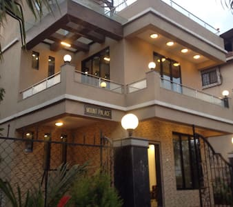 Mount Palace:Amazing 4bhk with pool/events allowed - Lonavala