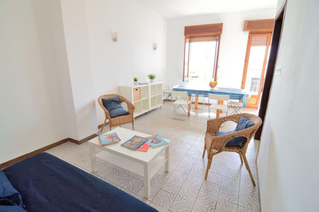 Beautiful apartment Giardini Naxos
