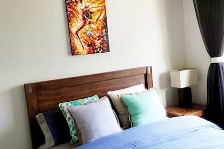 Comfortable room in city finger - Auckland - Villa