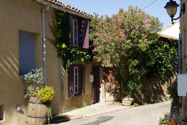 Large house with splendid view - Villelongue-d'Aude - Huis