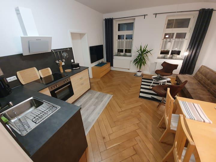 Apartement FS15/2 mit Stellplatz