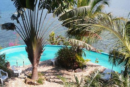 Honeymooners - Private Ocean Villa, pool, sunsets.