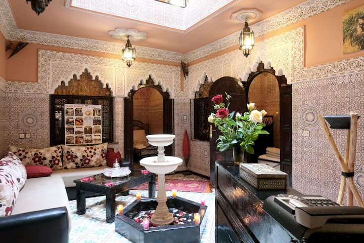 Best place to stay in Marrakech Medina