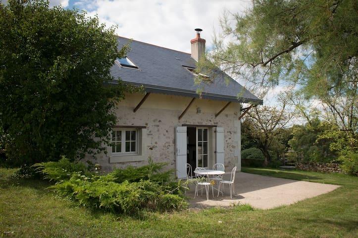 Gite rural 3*  (Gite de France) - vue panoramique - Blaison-Gohier - Huis
