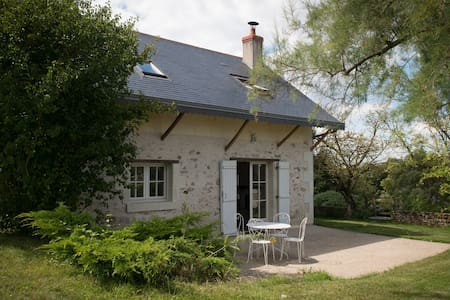 Gite rural 3*  (Gite de France) - vue panoramique - Blaison-Gohier - Casa