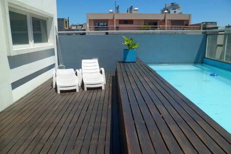 PALERMO STUDIO WITH POOL AND SAUNA - Buenos Aires - Pis