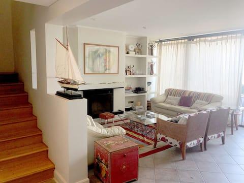 Apartamento agradável e confortável em Zapallar