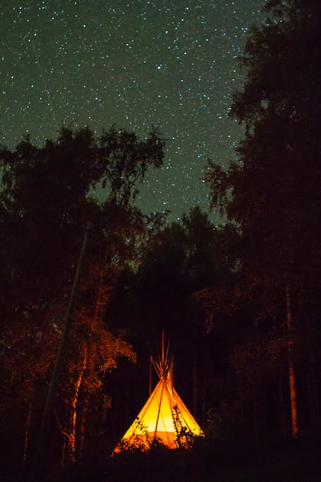 Fancy a night under the stars?