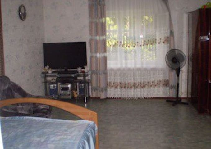 Украинский сельский дом