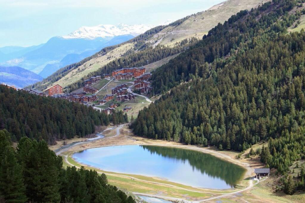 Méribel village