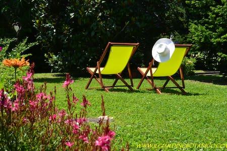 B&B Il Giardino Botanico Jasmine - Maslianico - Bed & Breakfast