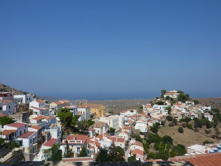 Maison à Ioulis, Kéa, Cyclades